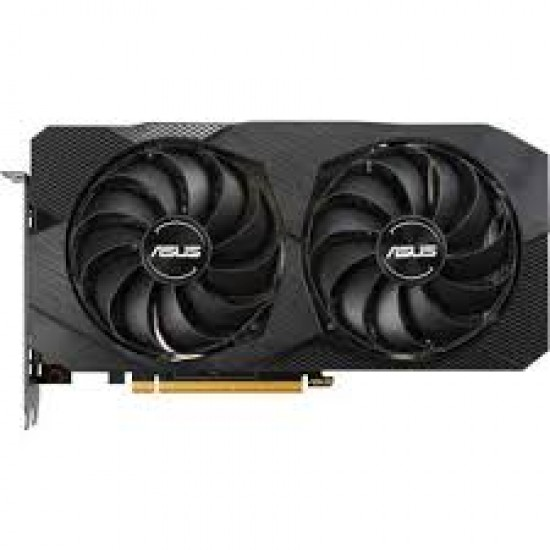 ASUS AMD RADEON RX 5500 XT OVERCLOCKED 8GB GDDR6 DUAL FAN EVO EDITION GAMING GRAPHICS CARD