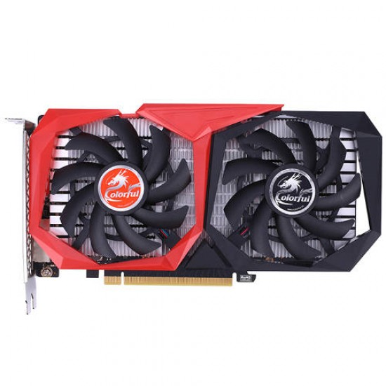 COLORFUL GEFORCE GTX 1650 MST OC 4GB GDDR5 GRAPHICS CARD