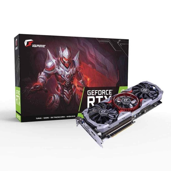 COLORFUL GEFORCE RTX2070 SUPER 8 GB 3 FAN GRAPHICS CARD