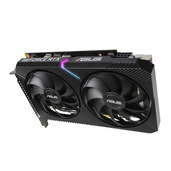 ASUS DUAL NVIDIA GEFORCE RTX 2070 MINI OC EDITION 8GB GAMING GRAPHICS CARD